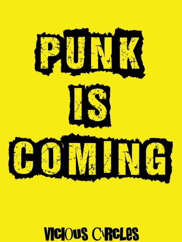 PUNK IS COMING yellow no ml