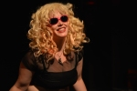 VICIOUS CIRCLES - Kathleen Aubert as Nancy Spungen (Photo by Louis Longpré)